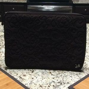 Microfiber large laptop case